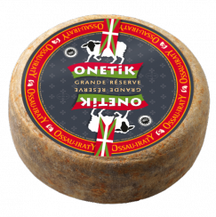 Ossau Iraty Grande Réserve Onetik - Ossau Iraty - Fromage de Brebis - Fromage Brebis Basque - Fromage Basque - Fromage AOC