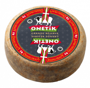 Ossau iraty (avec le bon fromage) Grande réserve GMS