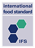 logo international food standard IFS