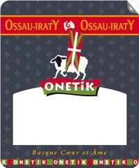 Portion Ossau Iraty Onetik - Fromage Ossau Iraty - Fromage brebis Onetik - Ossau Iraty - Portion de fromage - Fromage basque - Fromage AOC