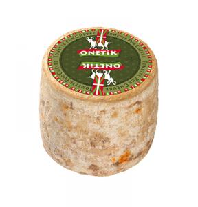Tommette Chèvre Onetik - Fromage de Chèvre - Fromage Chèvre Basque - Fromage Basque