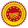 Logo appellation d'origine protégée AOP