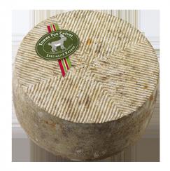 Tomme Pur Chèvre Onetik - Fromage de Chèvre - Fromage Chèvre Basque - Fromage Basque